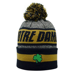 Top Of The World NCAA Men's Notre Dame Fighting irish Cumulus Knit Beanie