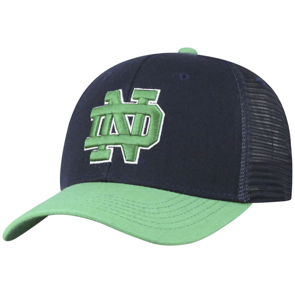 reputable site fd6f6 d62af Top Of The World NCAA Men s Notre Dame Fighting Irish Series Hat