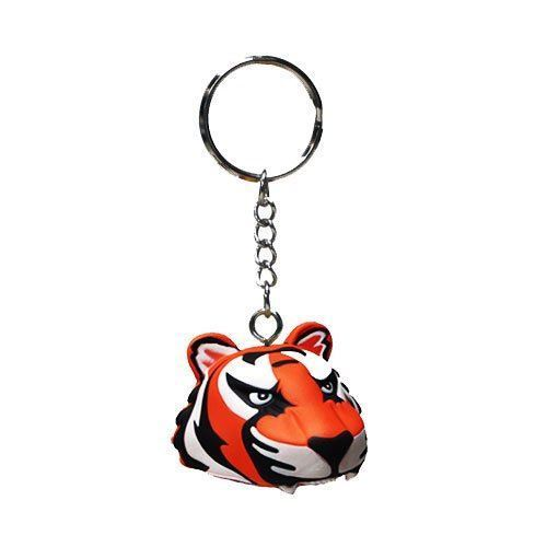 Foam Fanatics NFL Cincinnati Bengals 4 in1 Foam Keychain Topper