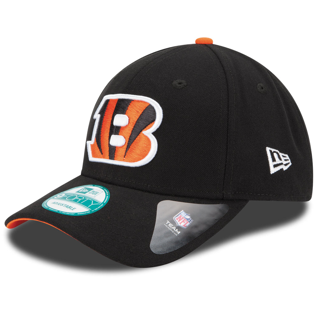 New Era NFL Men's Cincinnati Bengals The League 9Forty Adjustable Cap