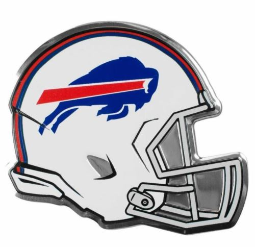 Team ProMark NFL Buffalo Bills Team Helmet Auto Emblem
