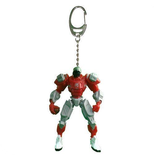 Foam Fanatics NFL Tampa Bay Buccaneers 3-Inch Fox Sports Team Robot Key Chain