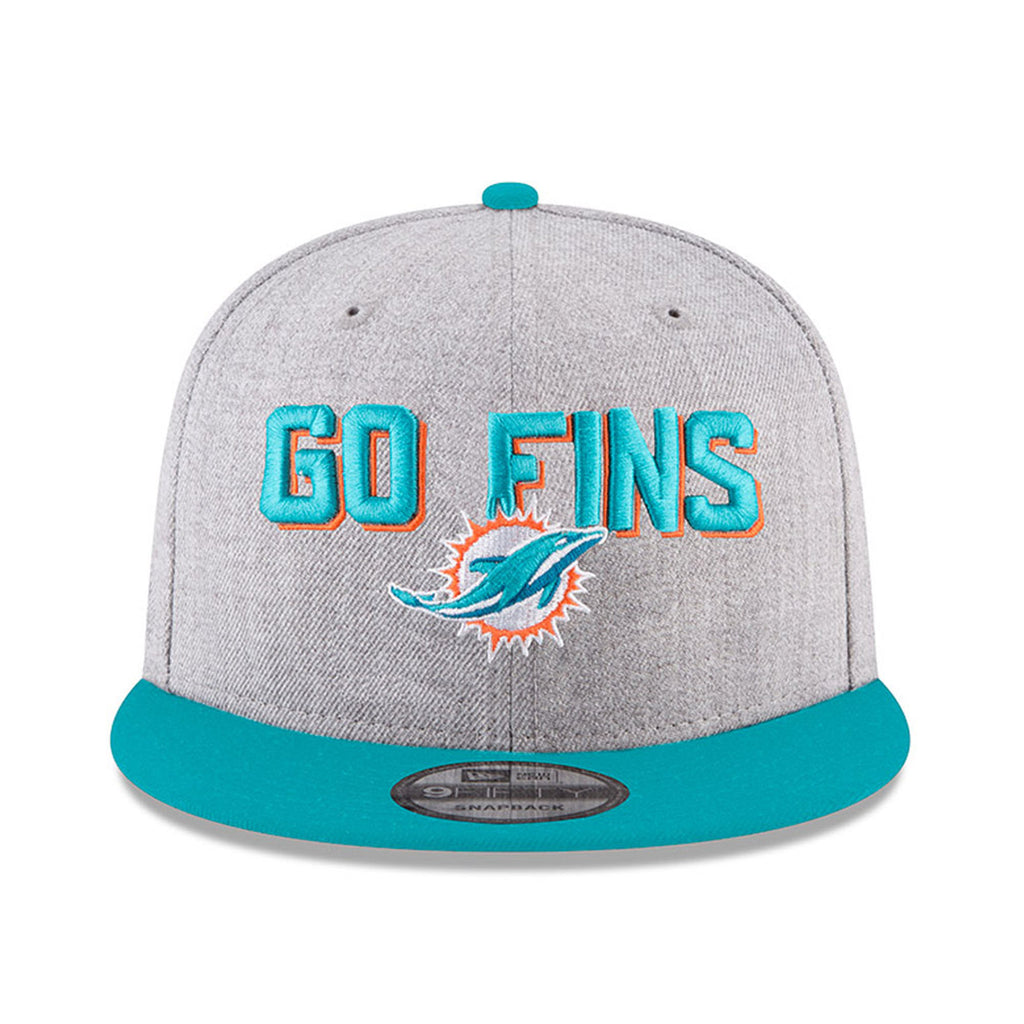2fe44a2c New Era NFL Men's Miami Dolphins NFL '18 Draft On Stage 9FIFTY ...