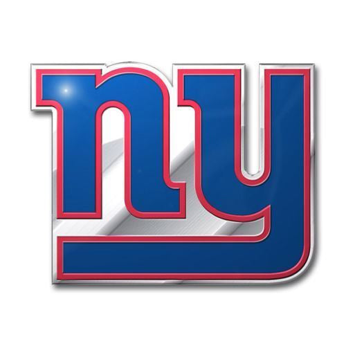 Team ProMark NFL New York Giants Team Auto Emblem
