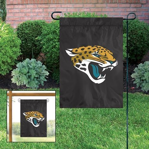 Party Animal NFL Jacksonville Jaguars Garden Flag
