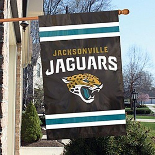 Party Animal NFL Jacksonville Jaguars 28 x 44 House Banner Flag