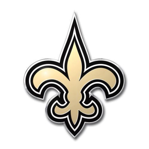 Team ProMark NFL New Orleans Saints Team Auto Emblem