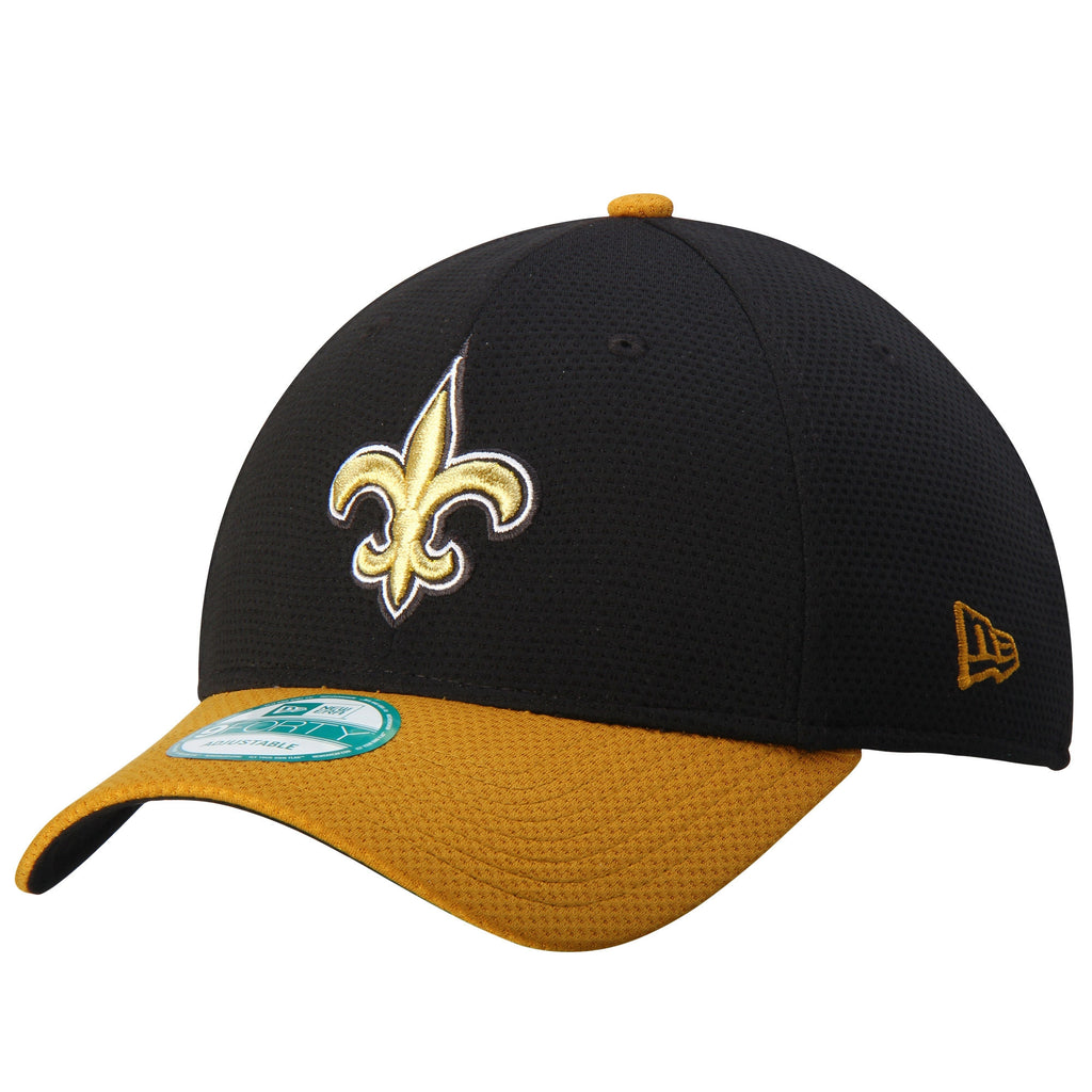 low priced 8e549 7aace New Era NFL Men s New Orleans Saints Fundamental Tech 9FORTY Adjustable Hat
