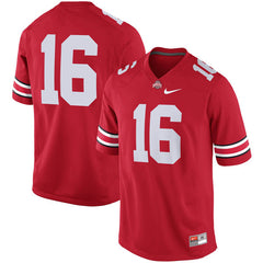 Nike NCAA Men's Ohio State Buckeyes #16 Game Jersey