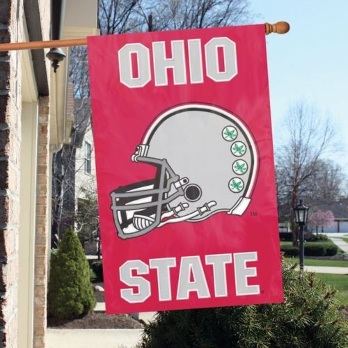 "Party Animal NCAA Ohio State Buckeyes 28"" x 44"" House Banner Flag"