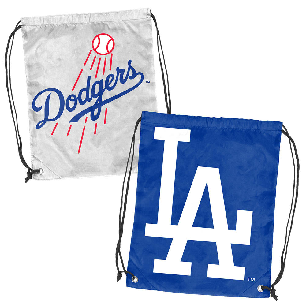 Logo Chair MLB Los Angeles Dodgers Doubleheader Backsack