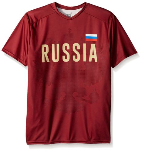 Gen 2 Men's Russia Federation World Cup 2018 Jersey