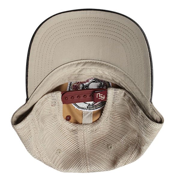 Top Of The World NCAA Men's Florida State Seminoles Offroad Trucker Adjustable Cap