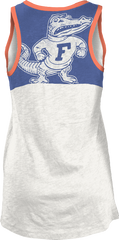 Pressbox NCAA Woman's Florida Gators Campbell Tank Top