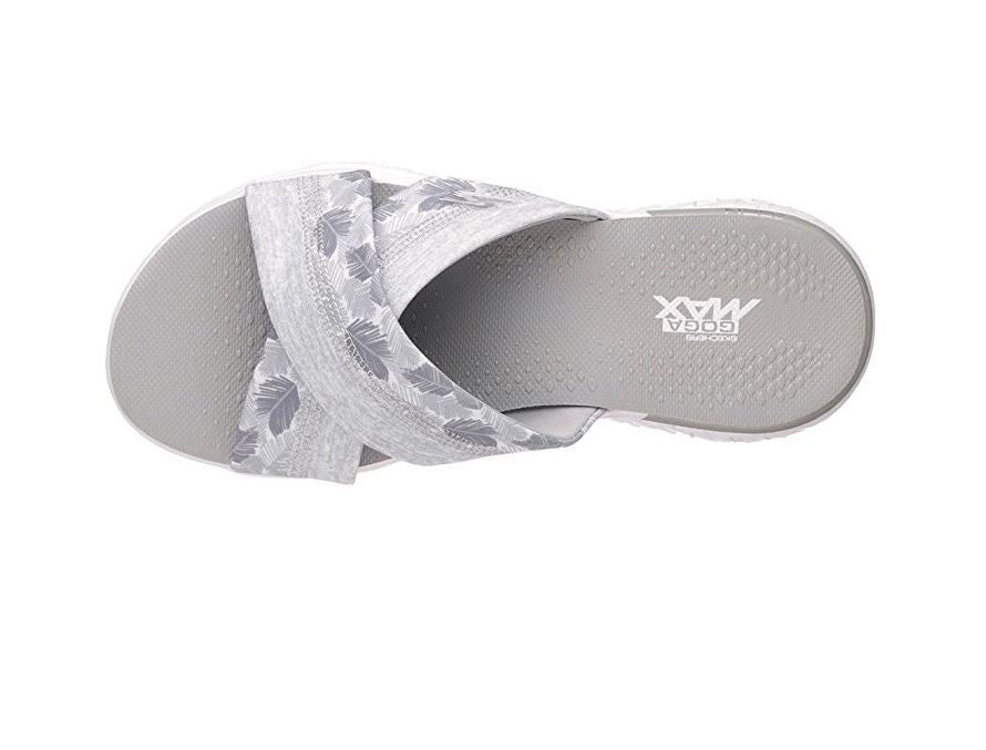 04a6c1629681 Skechers Performance Women s On The GO 400 Tropical Slide Sandals ...