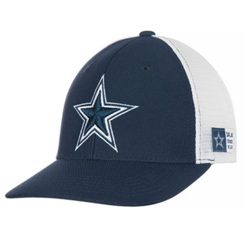 DCM NFL Dallas Cowboys Wright Patman Adjustable Hat Navy