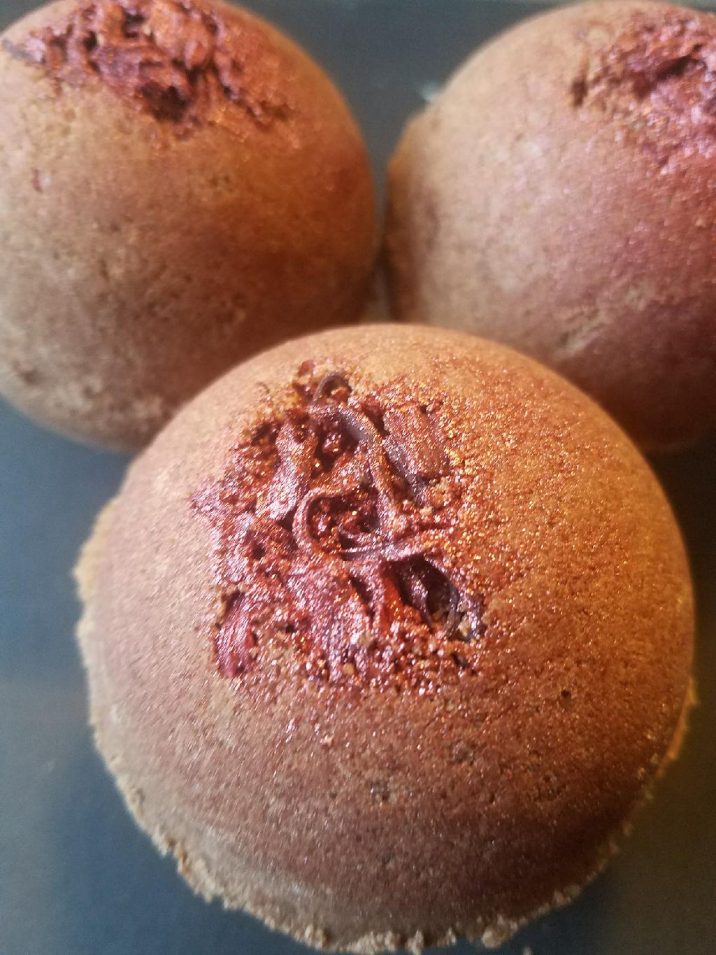 Chocolate Raspberry Bath Bomb