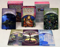 {USED} Earth Magic Oracle Deck