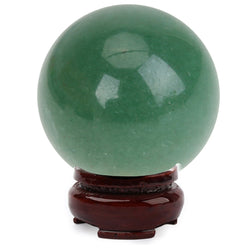25mm Green Aventurine Quartz Crystal Ball
