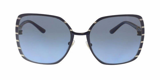 Tory Burch Square Slim Frame Sunglasses