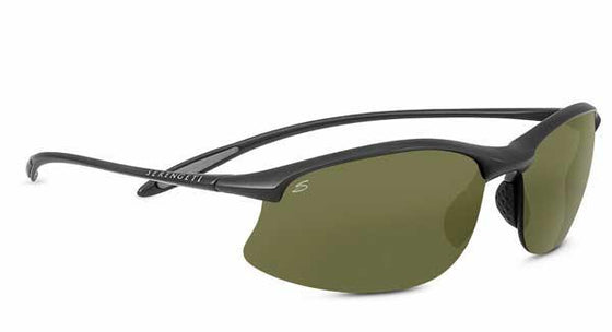 Serengeti Maestrale 8451 <span>- Sanded Dark Grey, Polar PhD 555nm Photochromic Lens</span>