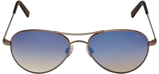 Randolph Amelia Sunglasses AA011<span>- 23K Chocolate Gold, Oasis Metallic Lite Lenses</span>