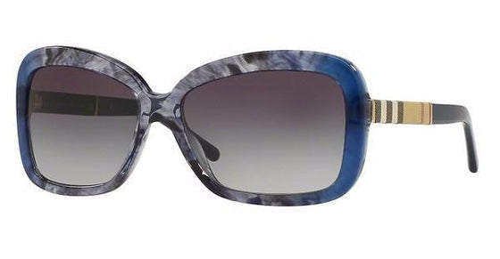 Burberry Blue Gradient Sunglasses