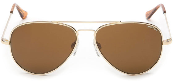 Randolph Concorde Sunglasses <span>-23K Gold with American Tan</span>
