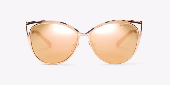 189da73217e4 Michael Kors Ina Cat Eye Sunglasses