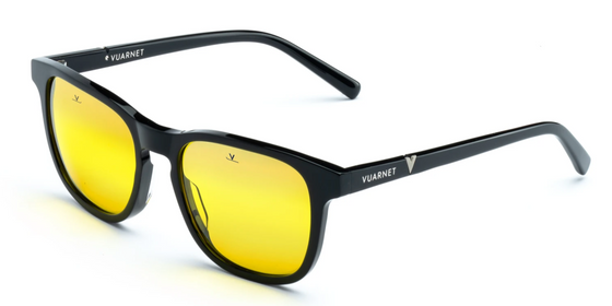 Vuarnet District 1618 Nightlynx Sunglasses<span> -Night Vision Mineral Glass Lenses</span>