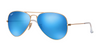 Ray-Ban Aviator Flash Sunglasses
