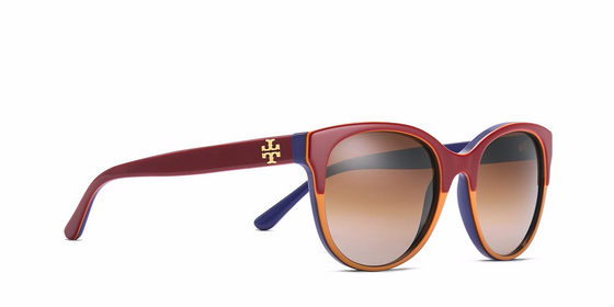Tory Burch Double Cat Eye Sunglasses