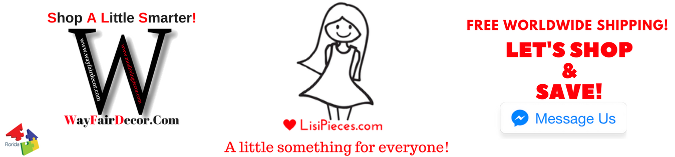 Lisipieces.com Shop Clothing, Electronics & More!