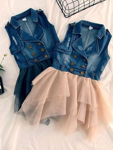 Punk Style Princess Dress