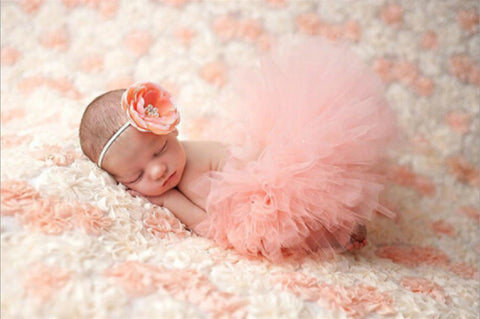 Baby Girl Tutu (4 options to choose from)