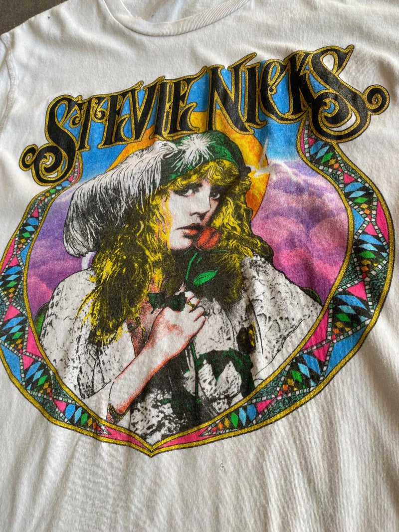 Stevie Nicks Crew Tee-MadeWorn-Tucci Boutique