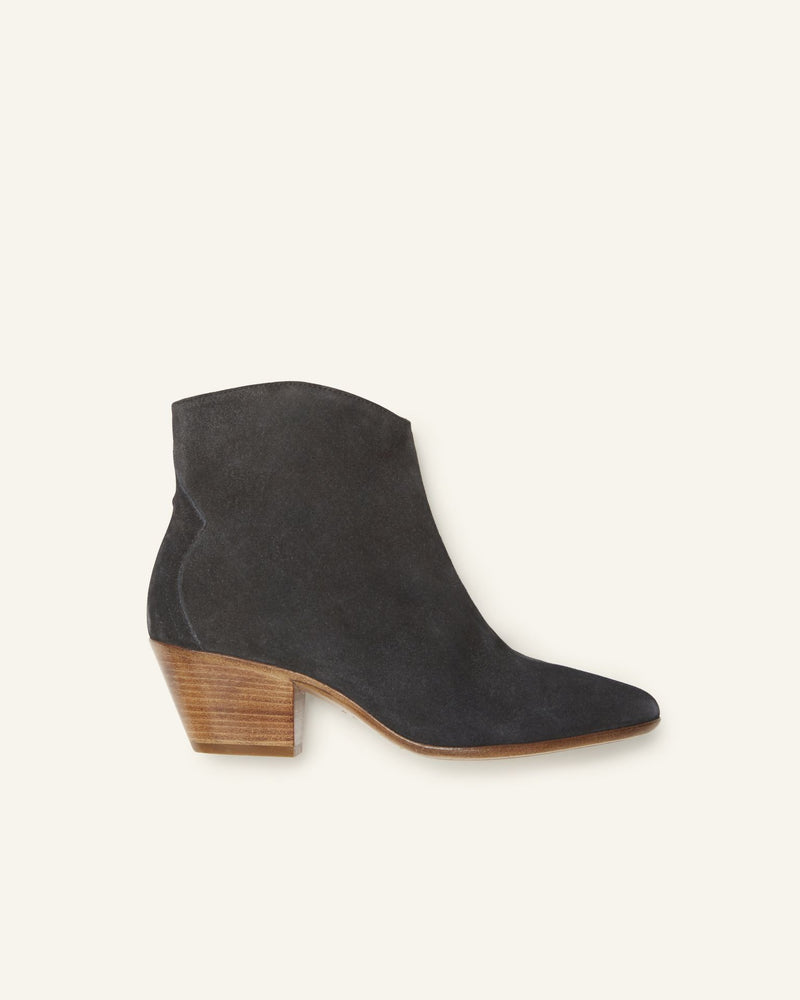 Dacken Boot - Faded Black-Isabel Marant-Tucci Boutique