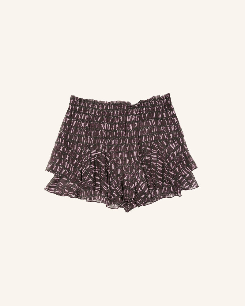 Sornel Shorts - Faded Night-Isabel Marant-Tucci Boutique