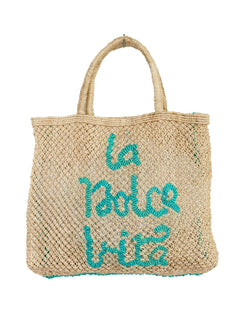 La Dolce Vita Beach Tote - Large-The Jacksons-Tucci Boutique