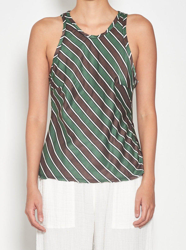 Anais Tank Top-Raquel Allegra-Tucci Boutique