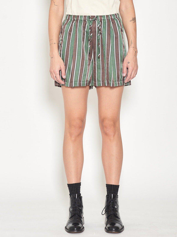 Shorts-Raquel Allegra-Tucci Boutique
