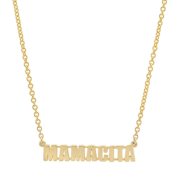 Mamacita Necklace-Established-Tucci Boutique