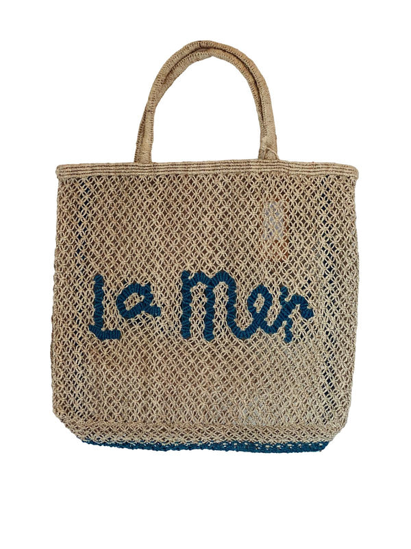 'La Mer' Jute Tote - Large-The Jacksons-Tucci Boutique