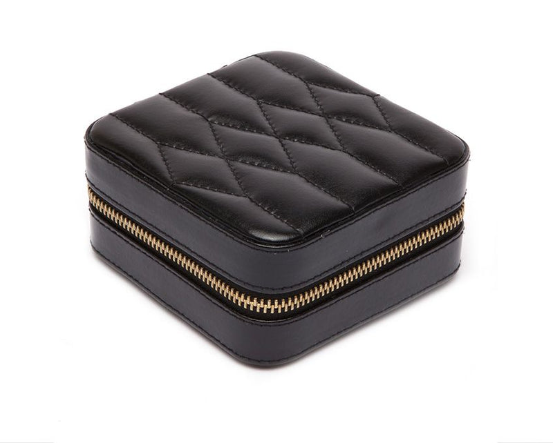 Caroline Zip Travel Jewelry Case-WOLF 1834-Tucci Boutique