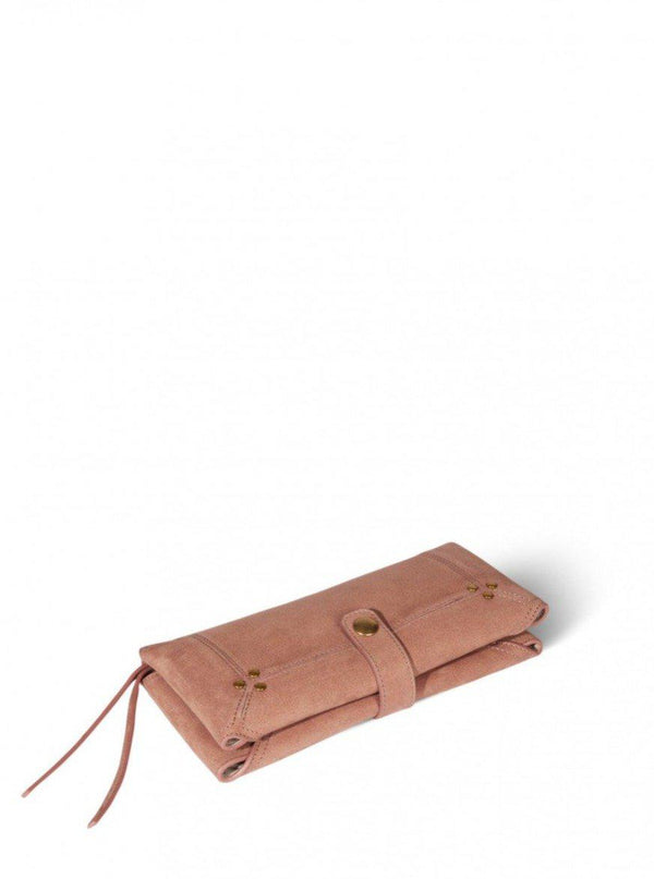 Porte Mobile Wallet - Bois De Rose-Jerome Dreyfuss-Tucci Boutique
