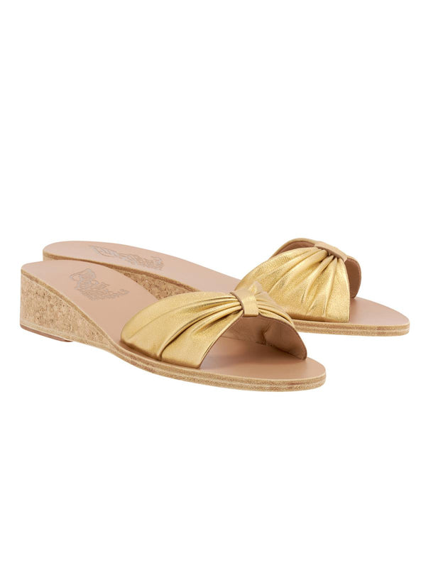 Mimi Wedge Sandals-Ancient Greek-Tucci Boutique