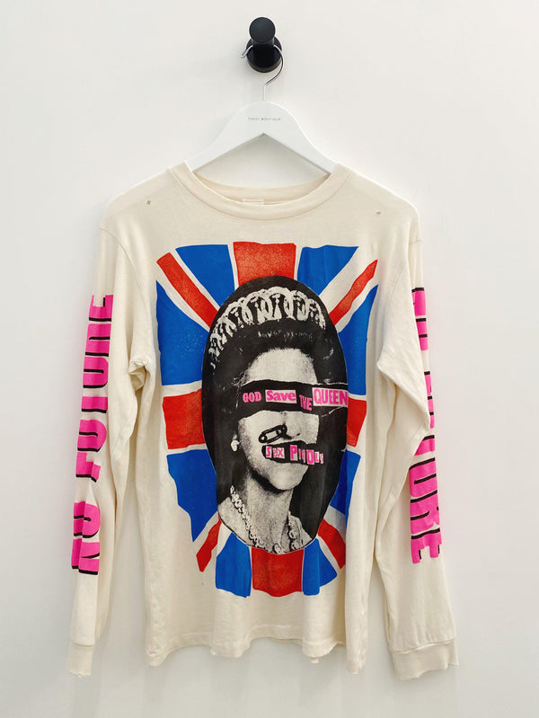 SEX PISTOLS Long Sleeve Shirt-MadeWorn-Tucci Boutique
