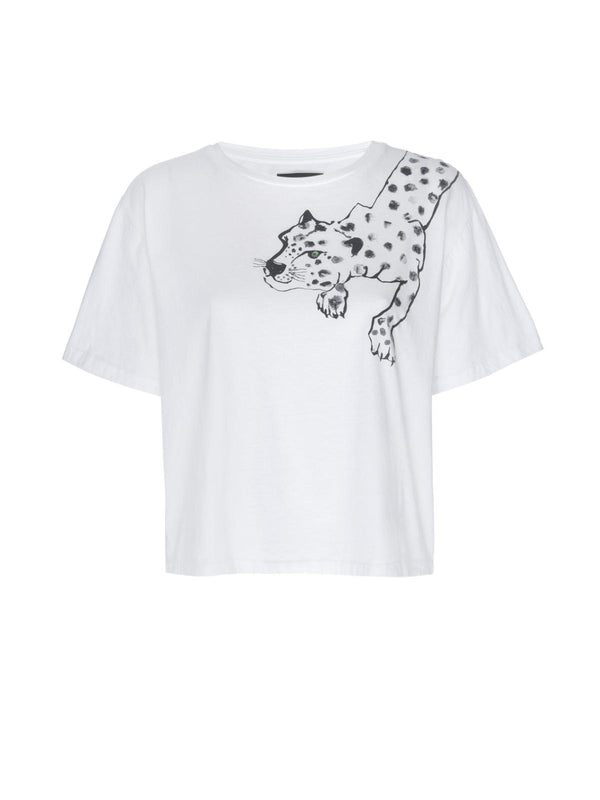 Painted Lil' Cheetah Tee-Le Superbe-Tucci Boutique