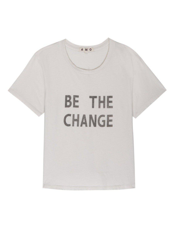 Be the Change Classic Tee-AMO-Tucci Boutique