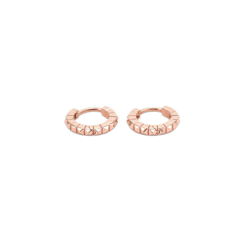 Dare Huggie Earrings-Dolce Amore Ring by Paola Incisa di Camerana-Tucci Boutique